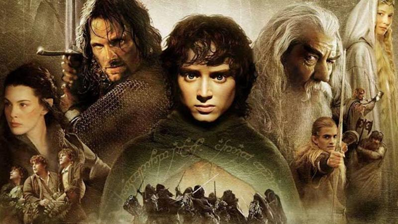 an analysis of the movie adaptations of j r r tolkiens middle earth trilogy