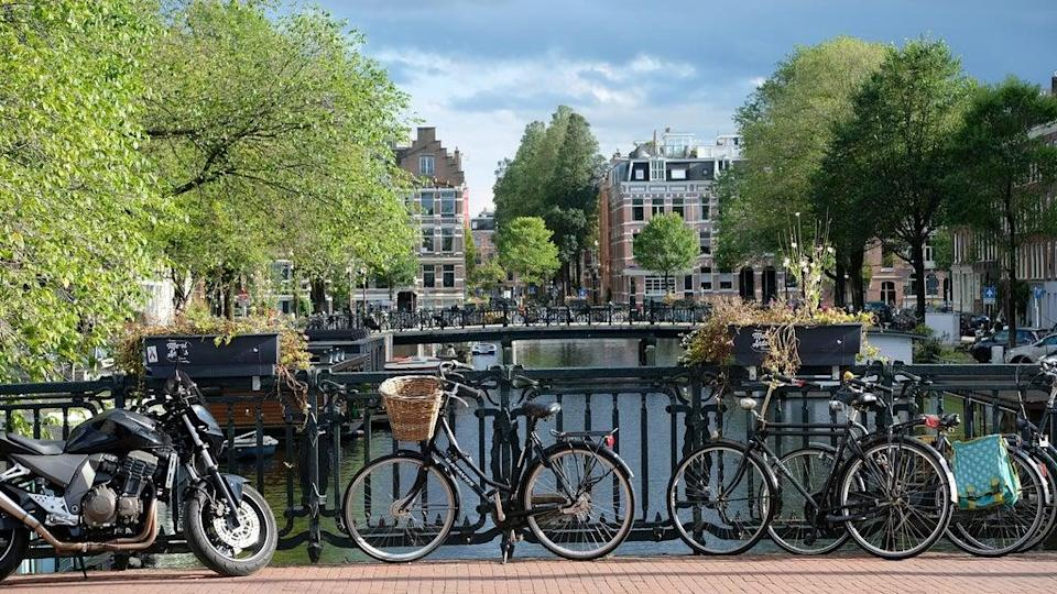 Amsterdam remains one of the most popular tourist destinations for British travellers  (Pixabay)