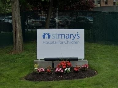 When St. Mary's Hospital for Children shut its doors to visitors amid the coronavirus pandemic, some patients' parents moved in.
