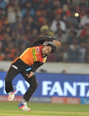 CRICKET-T20-IPL-IND-HYDERABAD-BANGALORE : News Photo