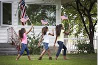 """<p>For many people, the 4th of July is just another day to kick back, sip on some <a href=""""https://www.womansday.com/food-recipes/food-drinks/recipes/g2442/4th-of-july-drinks/"""" rel=""""nofollow noopener"""" target=""""_blank"""" data-ylk=""""slk:festive 4th of July-themed drinks"""" class=""""link rapid-noclick-resp"""">festive 4th of July-themed drinks</a>, and <a href=""""https://www.womansday.com/life/entertainment/a32830988/4th-of-july-fireworks-2020/"""" rel=""""nofollow noopener"""" target=""""_blank"""" data-ylk=""""slk:watch fireworks"""" class=""""link rapid-noclick-resp"""">watch fireworks</a> light up the sky. Whether you and your crew are planning on piling up in the backyard to enjoy a <a href=""""https://www.womansday.com/food-recipes/food-drinks/g3008/4th-of-july-menu/"""" rel=""""nofollow noopener"""" target=""""_blank"""" data-ylk=""""slk:specialty menu"""" class=""""link rapid-noclick-resp"""">specialty menu</a> of delicious food or are still trying to put together a <a href=""""https://www.womansday.com/life/g3009/4th-of-july-activities/"""" rel=""""nofollow noopener"""" target=""""_blank"""" data-ylk=""""slk:list of holiday weekend activities"""" class=""""link rapid-noclick-resp"""">list of holiday weekend activities</a> that includes something for everyone on it, the 4th of July is a true depiction of summer fun in the sun. </p><p>In the midst of all of the <a href=""""https://www.womansday.com/food-recipes/food-drinks/g2447/4th-of-july-cake-and-cupcakes/"""" rel=""""nofollow noopener"""" target=""""_blank"""" data-ylk=""""slk:patriotic cakes"""" class=""""link rapid-noclick-resp"""">patriotic cakes</a> and bakes, however, it's easy to forget what the day is truly about: freedom. With these 4th of July quotes though, you'll be able to remember why we celebrate the day and what it truly means to be an American. Serving as a reminder of the millions of American men and women who have sacrificed their lives to make the United States a free and safe land, these quotes—which come from many of the country's most prominent figures—will offer a time of reflection and appreciation to all who re"""