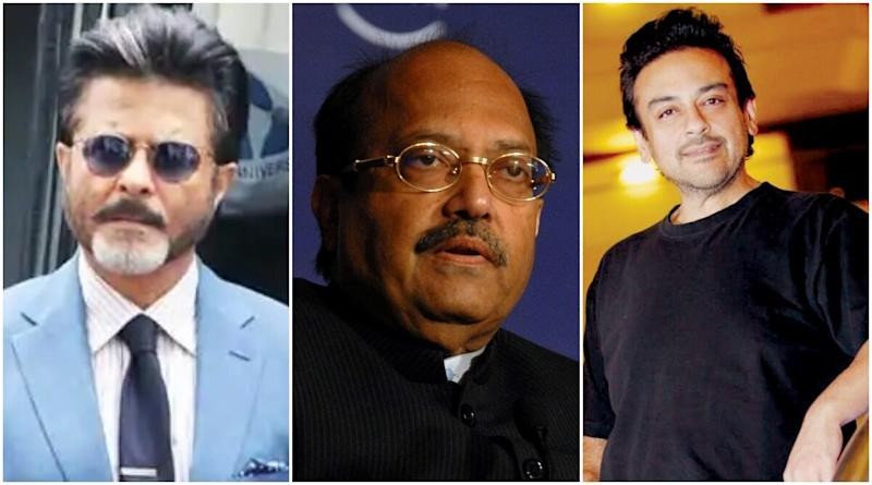 Amar Singh No More: Anil Kapoor, Adnan Sami and Other Celebs Offer their Condolences