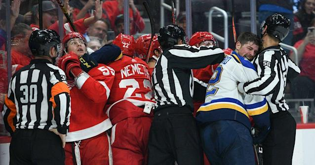 Rivalry Week, Part Two: Remember the Red Wings?