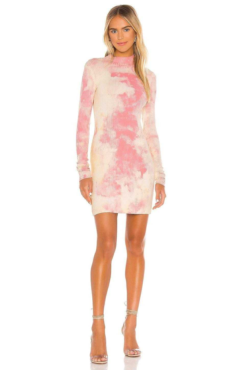 <p>This <span>Cotton Citizen The Ibiza Mini Dress</span> ($185) comes in a few different colors, but we love the tie-dye.</p>