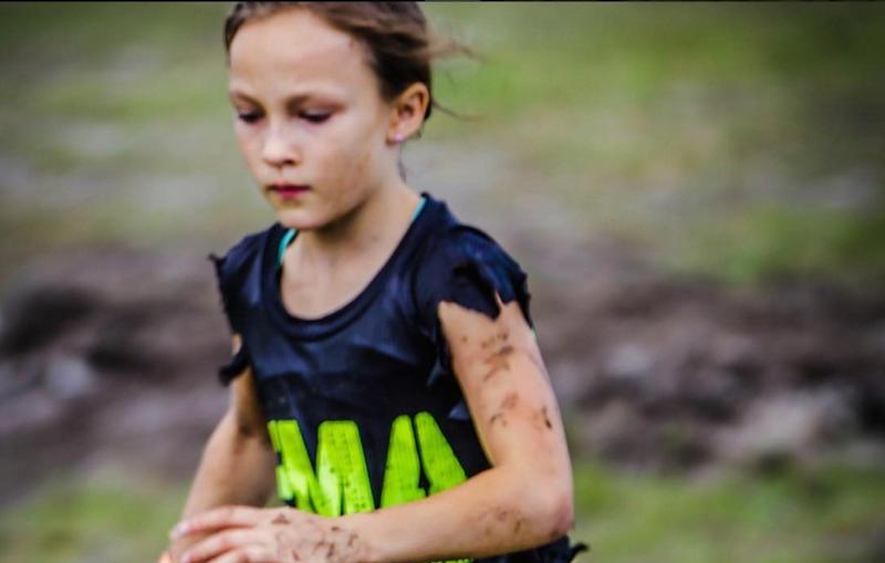 A 9 Year Old Girl Just Crushed An Obstacle Course Designed