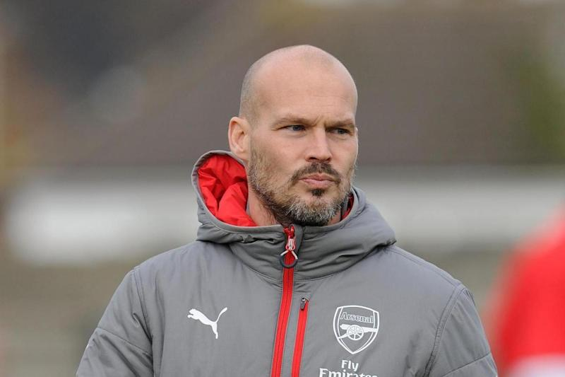 Ljungberg worked in Arsenal's youth setup before joining Wolfsburg: Arsenal FC via Getty Images
