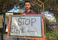 Palestinian poet and writer Muhammad el-Kurd, one of those facing the loss of their homes, has worked to publicise the issue on social media