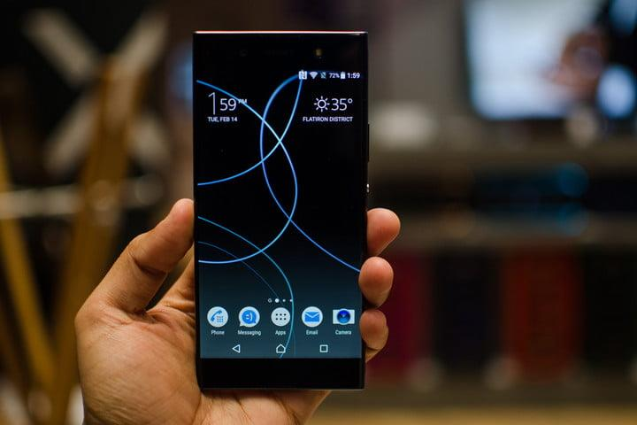 sony xperia 2017 releases hand on xperiaxa1ultra 2