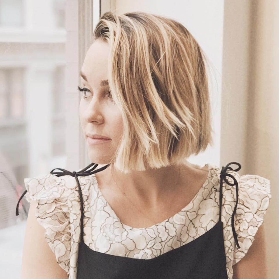 """<div> <div>  To make herself look more awake in the morning, Lauren Conrad keeps cold potatoes in her fridge, which she slices up after waking up, soaks in water, and puts over her lids to reduce puffiness and any signs of fatigue.  """"To reduce puffiness, slice up a few refrigerated potatoes, soak them in water for a moment or two and then place them over your lids for 15 minutes,"""" she wrote on her website. """"Works like a charm.""""  </div> </div> <div></div>"""