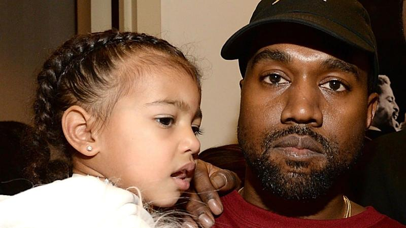 Kanye West Posts Video of North Singing Drake's 'In My Feelings' as He Tries to End Feud
