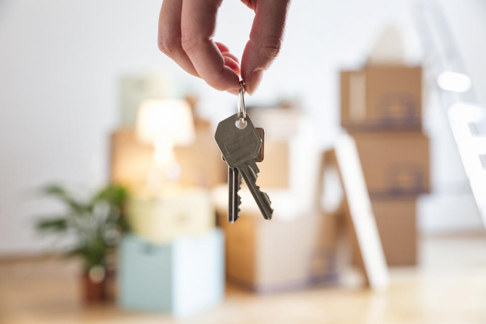 Lack of demand from buyers and sellers saw a broadly flat trend in newly agreed sales, according to latest data. Photo: Getty