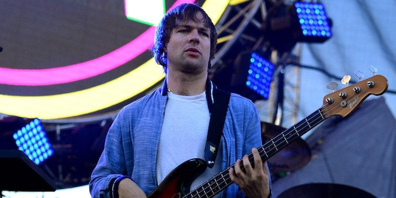Maroon 5 Bassist Mickey Madden Arrested for Intimate Partner Violence