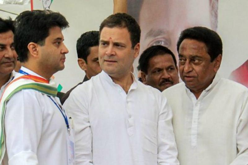 Why Jyotiraditya Scindia, Friends With Rahul Gandhi Since Age 4, Crossed the 'Laxman Rekha'