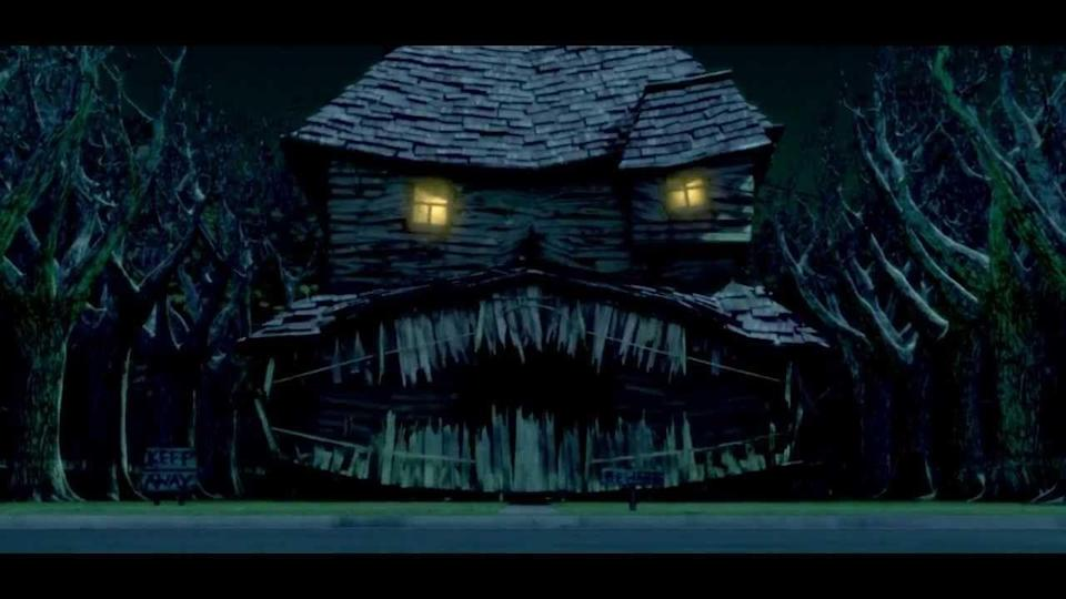 "<p>Lots of movies are about ghosts who haunt a house. With <em>Monster House </em>— a motion-capture animated film directed by <em>City of Ember</em>'s Gil Kenan — the house <em>is </em>the ghost, and three kids must stop it from destroying the neighborhood. <br></p><p><a class=""link rapid-noclick-resp"" href=""https://www.amazon.com/gp/video/detail/B01EYZT73M?tag=syn-yahoo-20&ascsubtag=%5Bartid%7C10055.g.28038087%5Bsrc%7Cyahoo-us"" rel=""nofollow noopener"" target=""_blank"" data-ylk=""slk:WATCH ON AMAZON"">WATCH ON AMAZON</a> <a class=""link rapid-noclick-resp"" href=""https://go.redirectingat.com?id=74968X1596630&url=https%3A%2F%2Fitunes.apple.com%2Fus%2Fmovie%2Fmonster-house%2Fid277049127&sref=https%3A%2F%2Fwww.goodhousekeeping.com%2Flife%2Fentertainment%2Fg28038087%2Fbest-scary-movies-for-kids%2F"" rel=""nofollow noopener"" target=""_blank"" data-ylk=""slk:WATCH ON ITUNES"">WATCH ON ITUNES</a></p>"