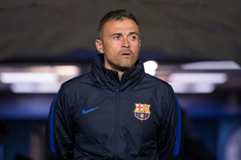 Barcelona's head coach Luis Enrique announced on March 1, 2017, that he will leave the club at end of the season