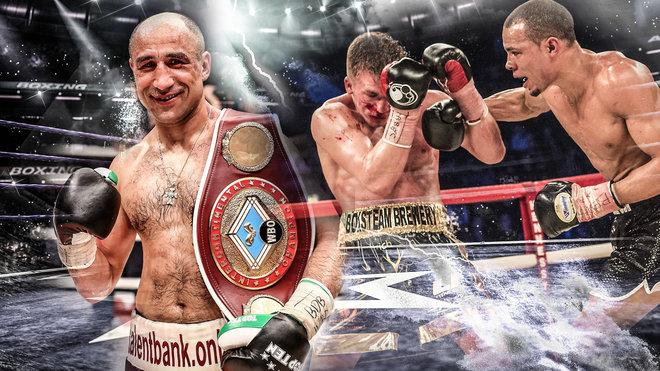Arthur Abraham kämpft in London gegen Chris Eubank Jr.