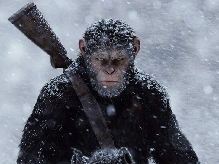 Planet of the Apes (Credit: Fox)