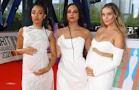"""In repaying the favour, Little Mix didn't bother to thank Jesy when they made history as the first female act to win Best Group at the BRIT Awards in 2021. The group had recently released their first single without Jesy - 'Confetti' - and mentioned everyone else who had been there from the start, but not Jesy. They dedicated the award to other female bands who had been overlooked by the prestigious awards, including the Spice Girls and All Saints. The trio have since gone on to release a song titled 'Cut You Off', supposedly about Jesy, with Perrie calling the writing of the song a """"therapy session""""."""