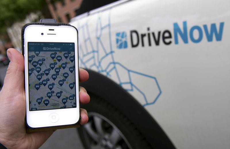Bmw Expands Car Sharing Service Drivenow In London