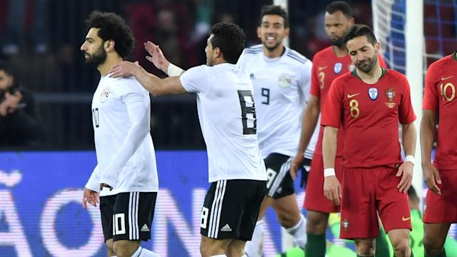 Get to know the date and time of Egypt's friendly match vs. Greece in preparation for the 2018 World Cup