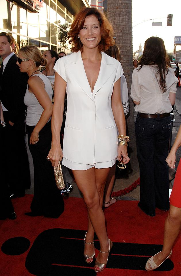 "<a href=""http://movies.yahoo.com/movie/contributor/1800022265"">Kate Walsh</a> at the Los Angeles premiere of <a href=""http://movies.yahoo.com/movie/1810021980/info"">The Ugly Truth</a> - 07/16/2009"