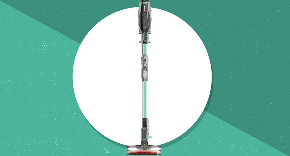 Save $50 on the Shark ION F60 Lightweight Cordless Stick Vacuum. (Photo: Shark)