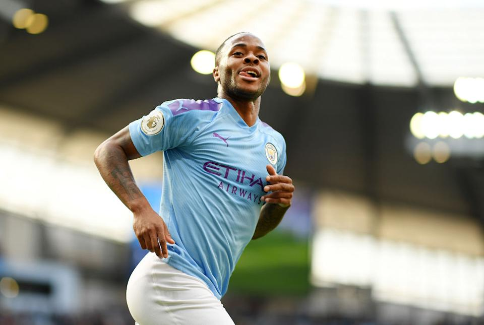 <strong>Raheem Sterling</strong> (24 ans) : Manchester City / Angleterre.