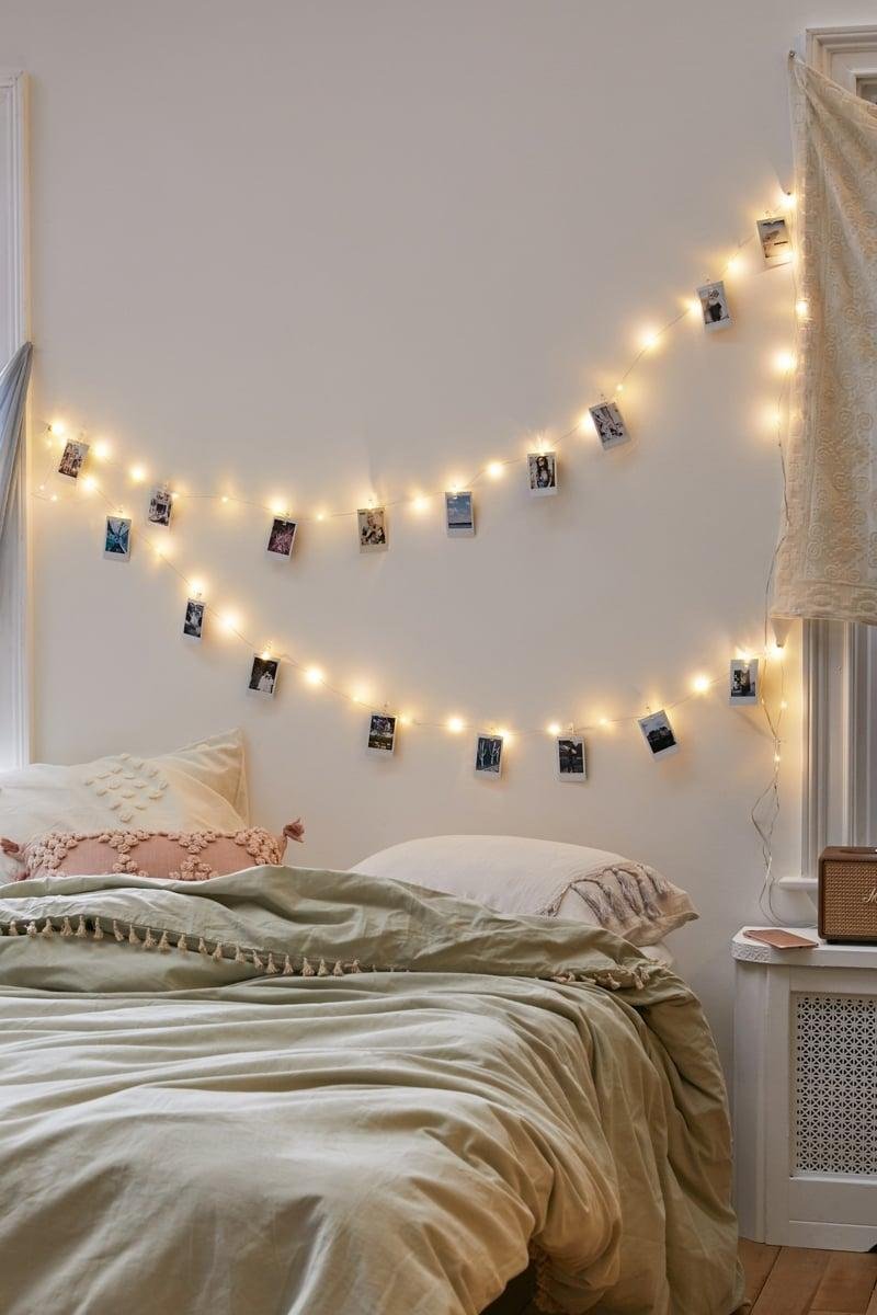 <p>We know that teens live on their phones now, but these adorable <span>Mod Clips String Lights</span> ($20) will encourage them to actually print some of their photos out!</p>