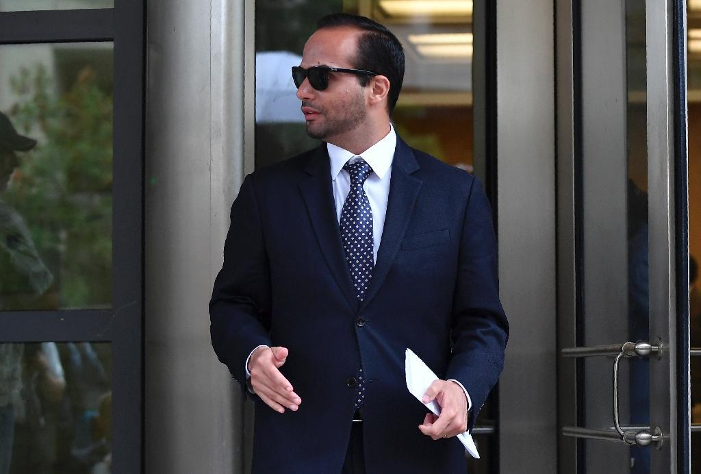 George Papadopoulos (Photo: Mandel Ngan/AFP)