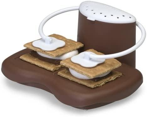 <p>The <span>Progressive Prep Solutions Microwave S'mores Maker</span> ($17) is a must-have for s'mores all year long.</p>