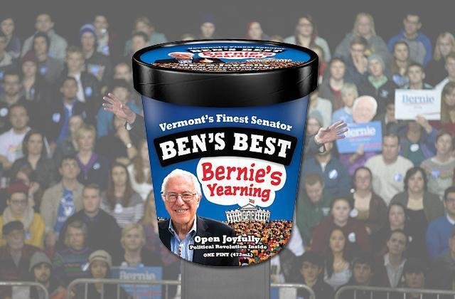 Cohen Made 40 Pints Of Bernie S Yearning In His Kitchen