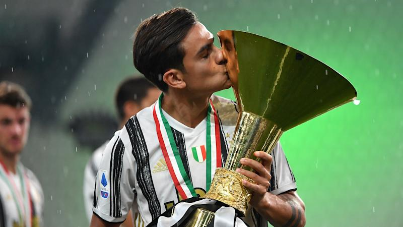 Dybala happy at Juventus and in talks over a new deal, says agent