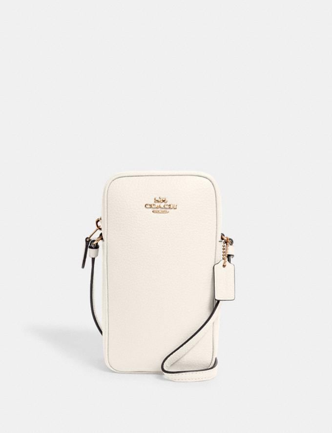 North/South Zip Crossbody - Coach Outlet