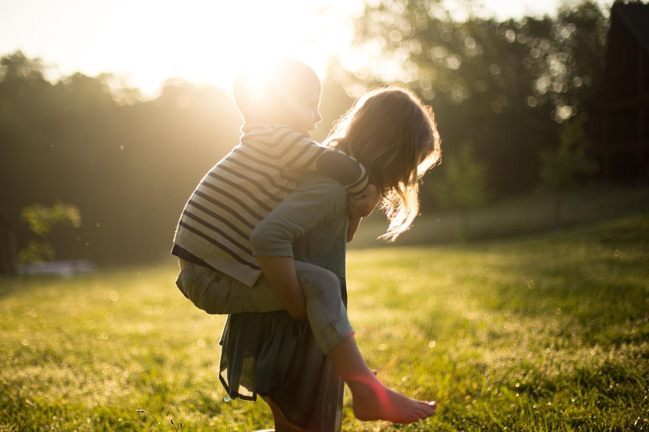 <p>Sure, not every set of siblings grows up being the best of friends, but there's something about a sibling bond that means they'll always be there for each other even if they have separate friend groups. Friends come and go, but siblings are forever. </p>