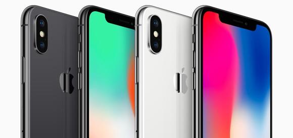 iPhone X lineup