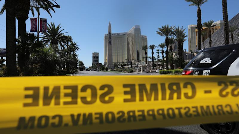 Las Vegas Shooter Fired More Than 1,100 Rounds, Police Say