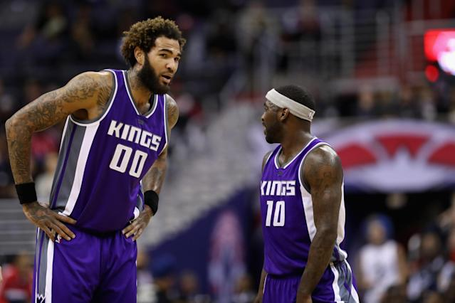 It's probably a good policy to stay away from Kings players in your Yahoo Fantasy drafts this season. (Photo by Rob Carr/Getty Images)