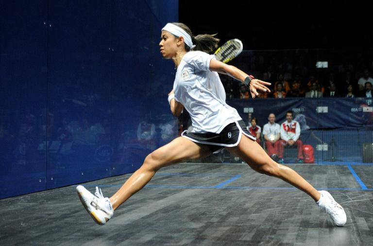 """I still love the game passionately and deeply and I will play as long as I can,"" said squash legend Nicol David of Malaysia"