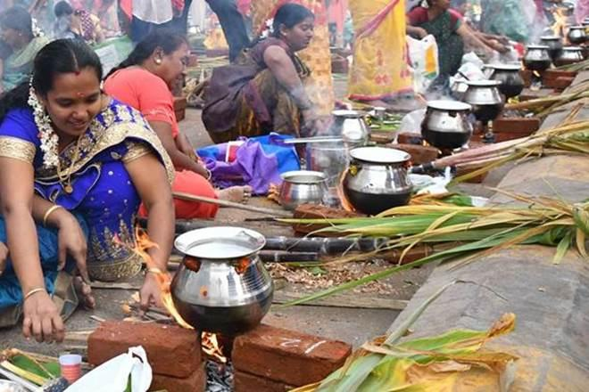 Makar sankranti, pongal, lohri, why do we celebrate Pongal, is pongal a religious festival, is pongal a religious festival, happy pongal, pongal 2020, mattu pongal, pongal dish, pongal 2020, pongal festival, what is pongal festival, Chakkara Pongal, Surya Pongal, Ezhu Thaan Kootu