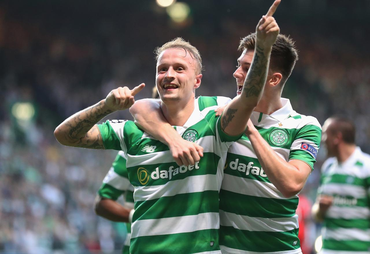 Celtic Fan View: Griffiths stakes his claim in rout of Partick Thistle