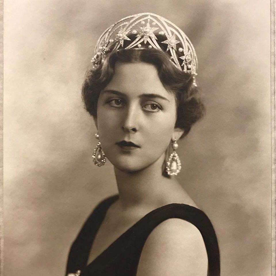 Princess Cecile of Greece and Denmark - FT