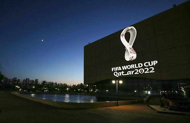 Multiple FIFA executives allegedly received bribes to vote for Qatar to receive the 2022 World Cup. Shocking, we know. (AFP via Getty Images)
