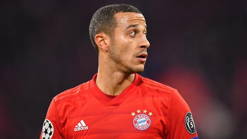 Thiago will leave Bayern in search of new challenge - Rummenigge confirms