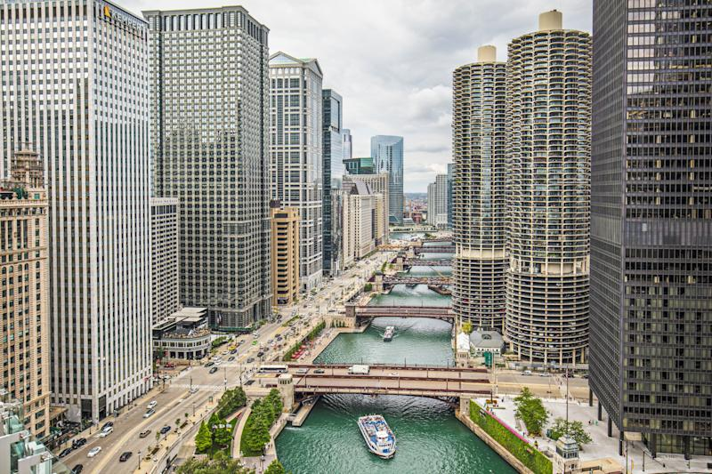"From Lincoln Park to Hyde Park, <a href=""https://www.tripadvisor.com/Tourism-g35805-Chicago_Illinois-Vacations.html"" target=""_blank"">the Windy City</a> is full of fine dining, modern art, and innovative comedy.<br /><br /><strong>Least expensive month to go</strong>: December<br /><strong>Highly rated value hotel: </strong><a href=""https://www.tripadvisor.com/Hotel_Review-g35805-d250023-Reviews-River_Hotel-Chicago_Illinois.html"" target=""_blank"" rel=""nofollow"">River Hotel</a>, from $160 per night on TripAdvisor"