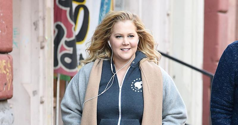 Amy Schumer Just Gave a Hilarious and Thought-Provoking Update On Her Pregnancy