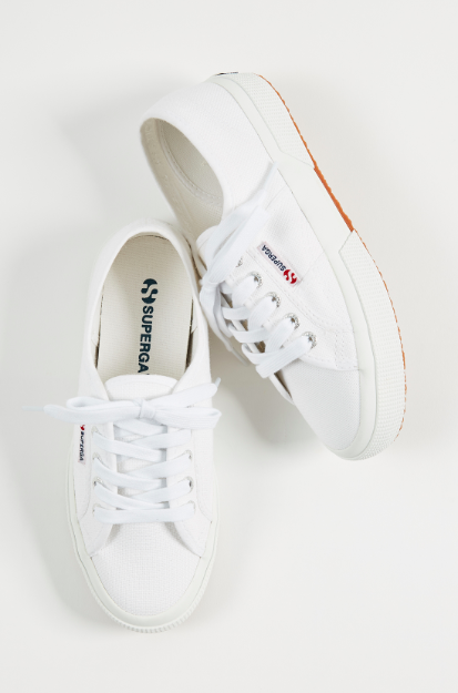 Dress them up with a skirt or pair them with jeans, either way, these casual kicks get the royal seal of approval. (Photo: Shopbop)