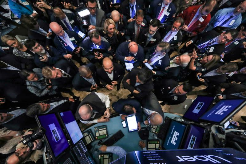 Swelling U.S. IPO backlog points to crowded 2020 field