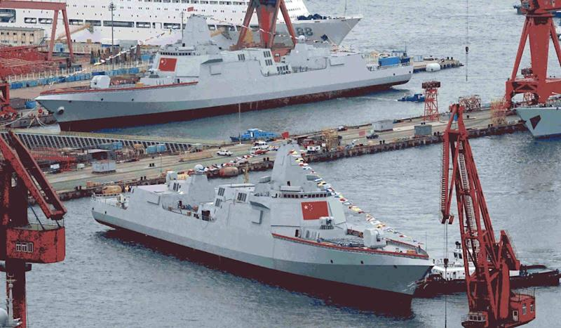 Type 001A: China's first home-grown aircraft carrier on final sea run to combat readiness