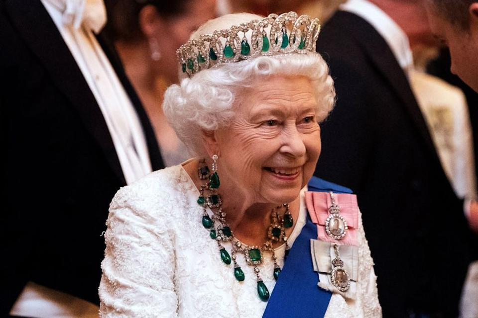 Queen Elizabeth | Victoria Jones/PA Wire