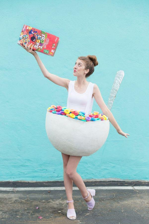 """<p>Some papier-mâché and pool noodles have never looked so cute, thanks to the ingenuity of Kelly at Studio DIY.<br></p><p><strong>Get the tutorial at <a href=""""https://studiodiy.com/diy-cereal-bowl-costume/"""" rel=""""nofollow noopener"""" target=""""_blank"""" data-ylk=""""slk:Studio DIY"""" class=""""link rapid-noclick-resp"""">Studio DIY</a>.</strong></p><p><a class=""""link rapid-noclick-resp"""" href=""""https://www.amazon.com/Oodles-Noodles-Deluxe-Foam-Pool/dp/B01L094C62/ref=sr_1_4_sspa?tag=syn-yahoo-20&ascsubtag=%5Bartid%7C10050.g.28181767%5Bsrc%7Cyahoo-us"""" rel=""""nofollow noopener"""" target=""""_blank"""" data-ylk=""""slk:SHOP POOL NOODLES"""">SHOP POOL NOODLES</a></p>"""